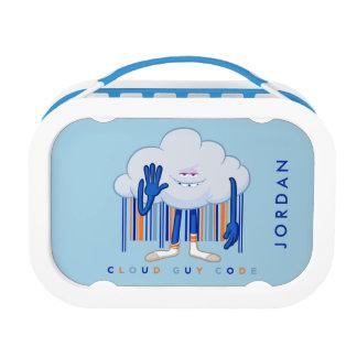 Trolls  Cloud Guy Code Lunch Box