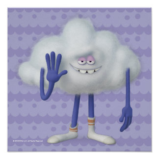 Trolls | Cloud Guy Poster
