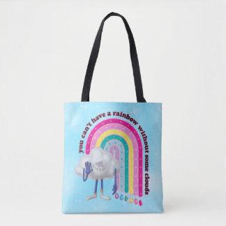 Trolls | Cloud Guy Rainbow Tote Bag