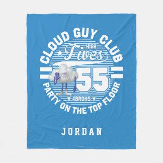 Trolls | Cloud Guy Salute Fleece Blanket
