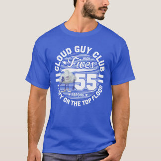 Trolls | Cloud Guy Salute T-Shirt
