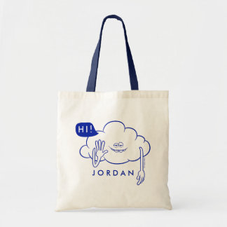 Trolls | Cloud Guy Smiling Tote Bag
