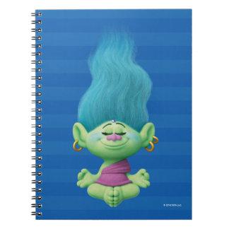 Trolls | Cybil Spiral Notebook