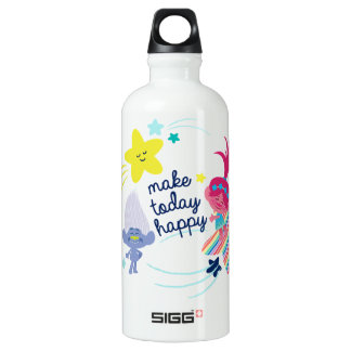 Trolls | Glitteriffic Fun Water Bottle