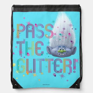 Trolls | Guy Diamond - Pass the Glitter Drawstring Bag