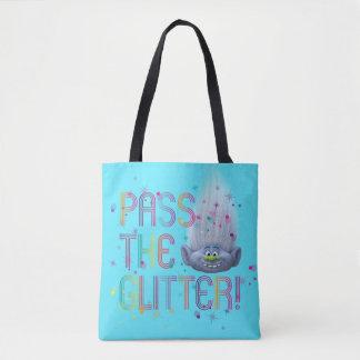 Trolls | Guy Diamond - Pass the Glitter Tote Bag