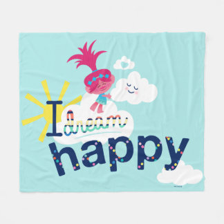 Trolls | Happy Dreams Fleece Blanket