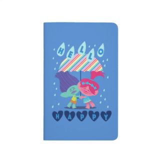 Trolls | Happy Rain Drops Journal