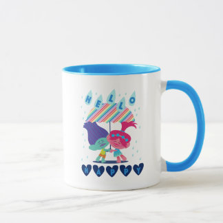 Trolls | Happy Rain Drops Mug