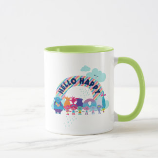 Trolls | Happy Rainbow Mug