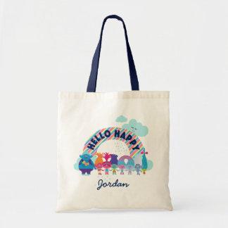 Trolls | Happy Rainbow Tote Bag