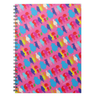 Trolls | Hugfest Pattern Notebook
