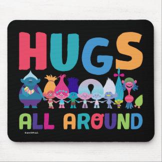 Trolls | Hugs All Around Mouse Mat