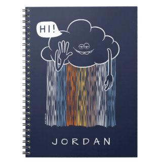 Trolls | Just Saying Hi Notebook