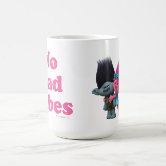 Trolls | Poppy & Branch - No Bad Vibes Coffee Mug