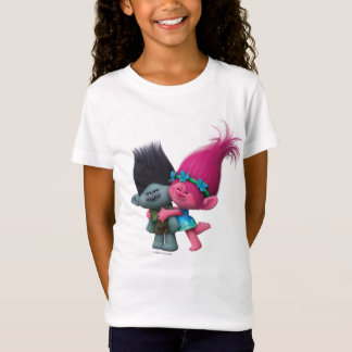 Trolls | Poppy & Branch - No Bad Vibes T-Shirt