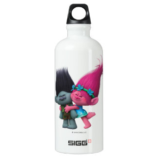 Trolls | Poppy & Branch - No Bad Vibes Water Bottle