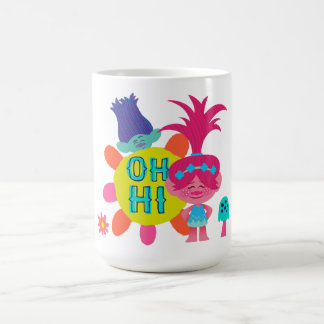 Trolls | Poppy & Branch - Oh Hi There Coffee Mug