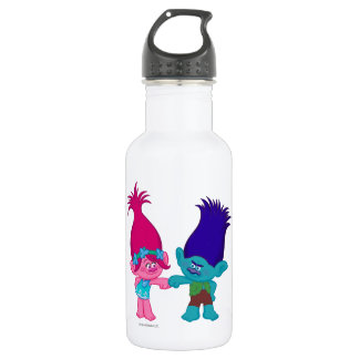 Trolls | Poppy & Branch - Rock 'N Troll 532 Ml Water Bottle
