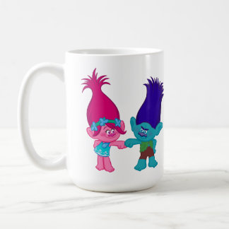 Trolls | Poppy & Branch - Rock 'N Troll Coffee Mug