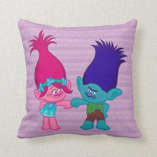 Trolls | Poppy & Branch - Rock 'N Troll Cushion