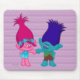 Trolls | Poppy & Branch - Rock 'N Troll Mouse Mat