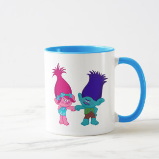 Trolls | Poppy & Branch - Rock 'N Troll Mug