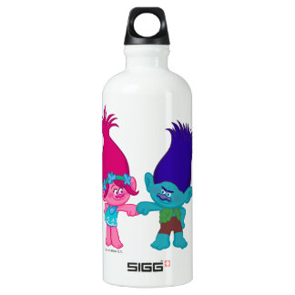 Trolls | Poppy & Branch - Rock 'N Troll Water Bottle