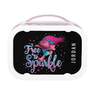 Trolls | Poppy Free to Sparkle Lunch Box