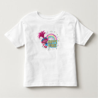 Trolls | Poppy Happy Vibes Toddler T-Shirt