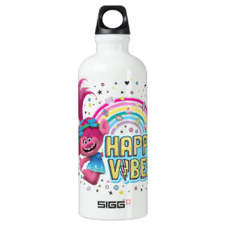 Trolls | Poppy Happy Vibes Water Bottle