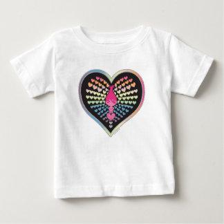 Trolls | Poppy Hearts Baby T-Shirt