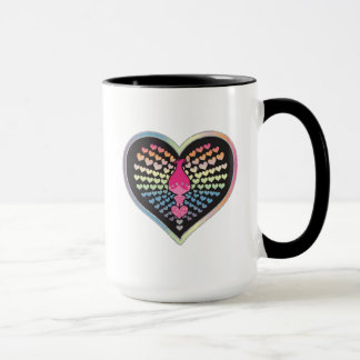 Trolls | Poppy Hearts Mug