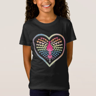 Trolls | Poppy Hearts T-Shirt