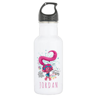 Trolls | Poppy Hello Happy 532 Ml Water Bottle
