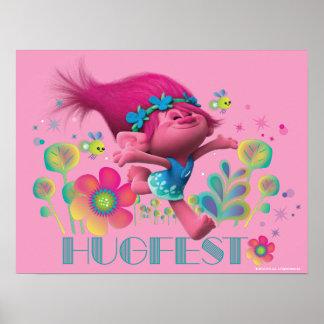 Trolls | Poppy - Hugfest 2 Poster