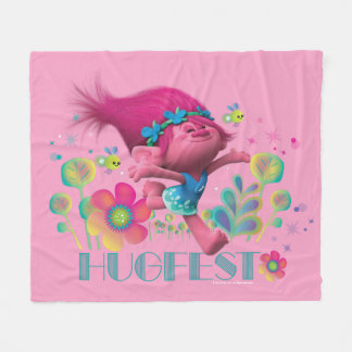 Trolls | Poppy - Hugfest Fleece Blanket