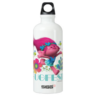 Trolls | Poppy - Hugfest Water Bottle