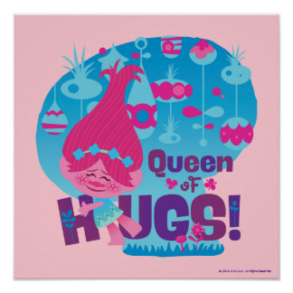 Trolls | Poppy - Queen of Hugs! 2 Poster