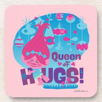 Trolls | Poppy - Queen of Hugs! Coaster