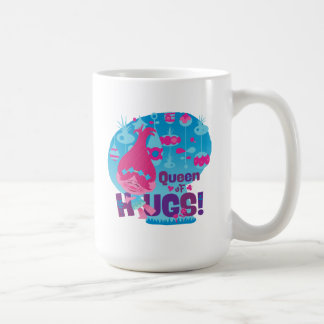 Trolls | Poppy - Queen of Hugs! Coffee Mug