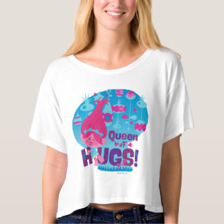 Trolls | Poppy - Queen of Hugs! T-Shirt