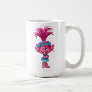 Trolls   Poppy - Queen of the Trolls Coffee Mug