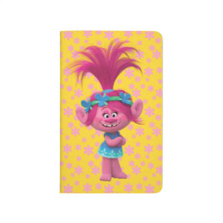 Trolls | Poppy - Queen of the Trolls Journal