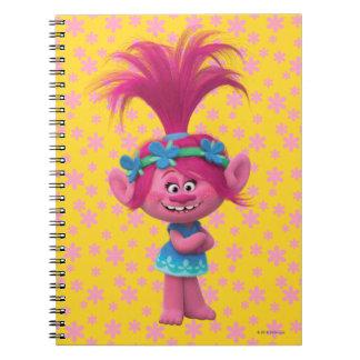 Trolls | Poppy - Queen of the Trolls Notebooks