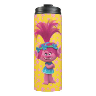 Trolls | Poppy - Queen of the Trolls Thermal Tumbler