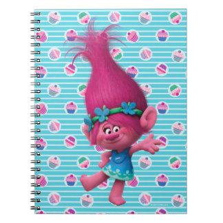 Trolls | Poppy - Queen Poppy Notebooks