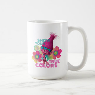 Trolls | Poppy - Show Your True Colors Coffee Mug