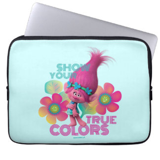 Trolls | Poppy - Show Your True Colors Laptop Computer Sleeve