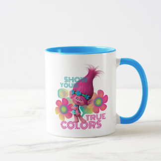 Trolls   Poppy - Show Your True Colors Mug
